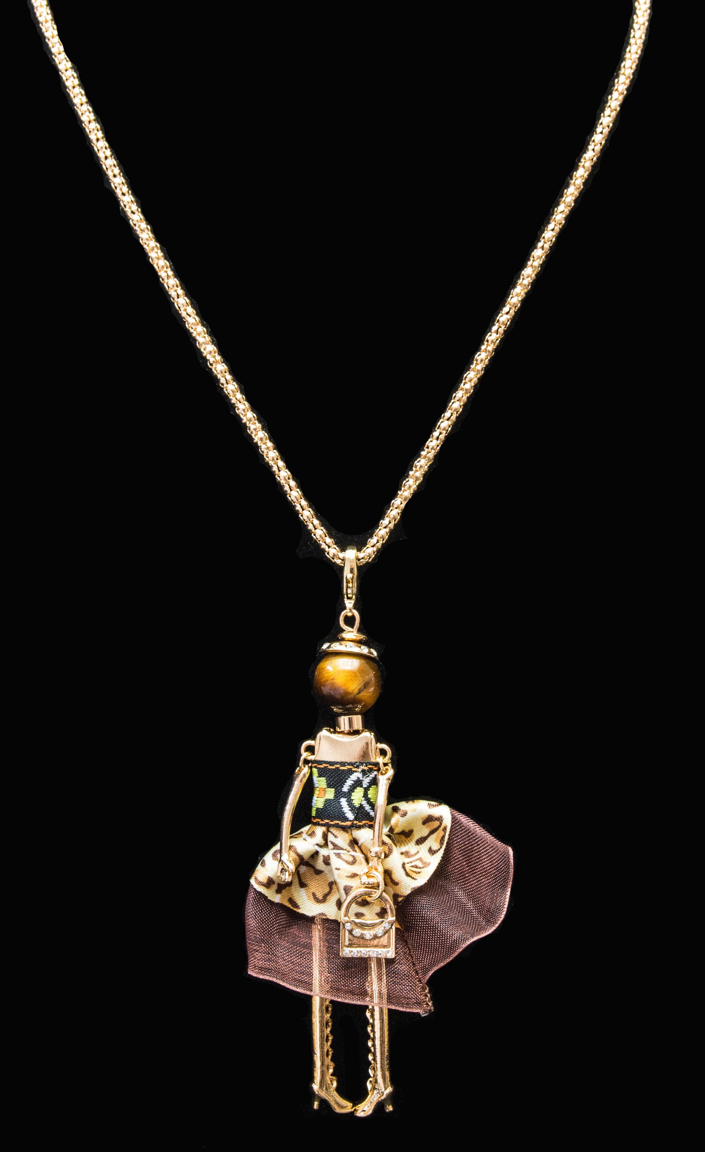 Trendy NÁHRDELNÍK náhrdelník bižuterie