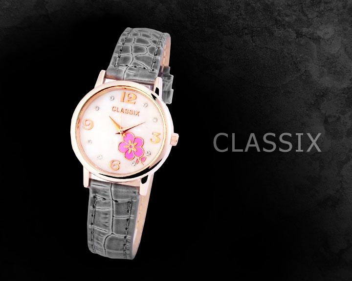 Dětské dívčí hodinky CLASSIX D004 dětské hodinky