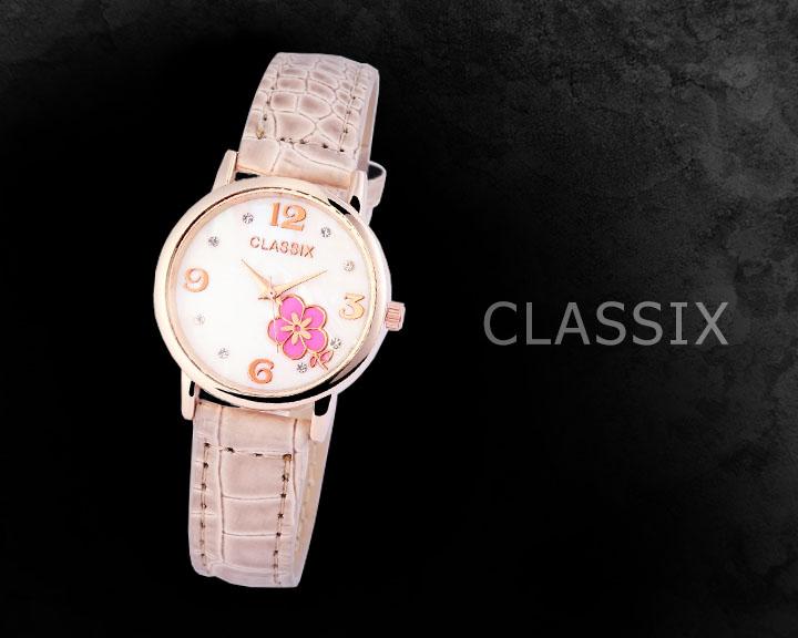 Dětské dívčí hodinky CLASSIX D003 dětské hodinky