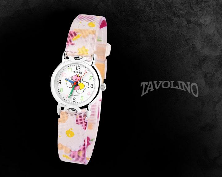 Dětské dívčí hodinky TAVOLINO D005 dětské hodinky